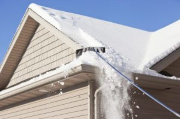 Heavy Snow Loads On Roofs