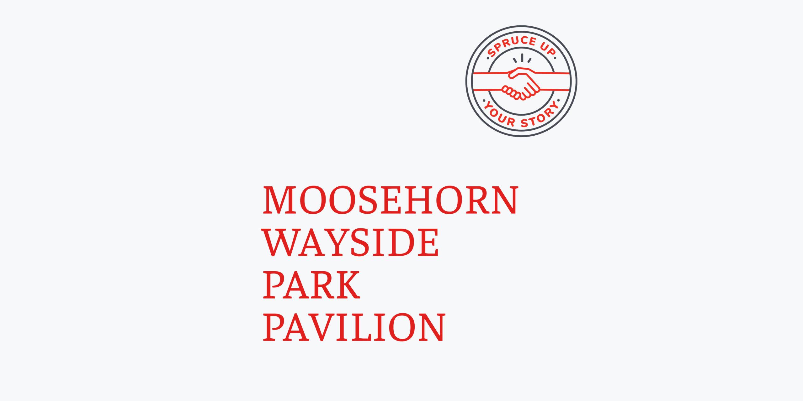 Moosehorn Wayside Park Pavilion