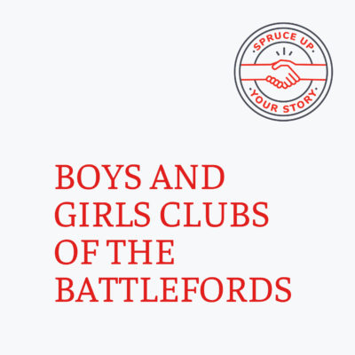 Red River Mutual's Spruce Up Your Story 2020 winner Boys and Girls Clubs of The Battlefords in North Battleford Saskatchewan