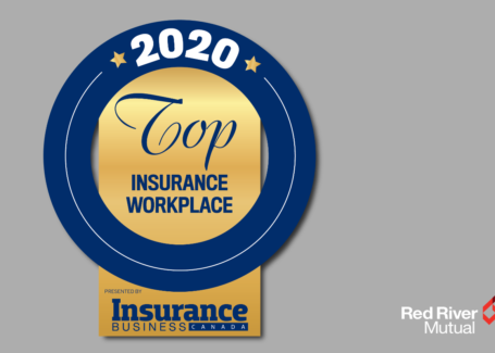 Red River Mutual is a 2020 Top Insurance Workplace