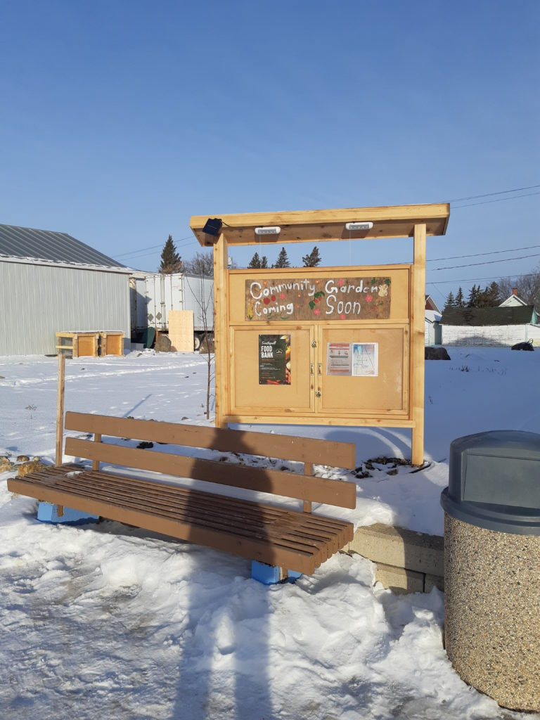 Southquill Health Area Foodbank Spruce Up Your Story Project Update