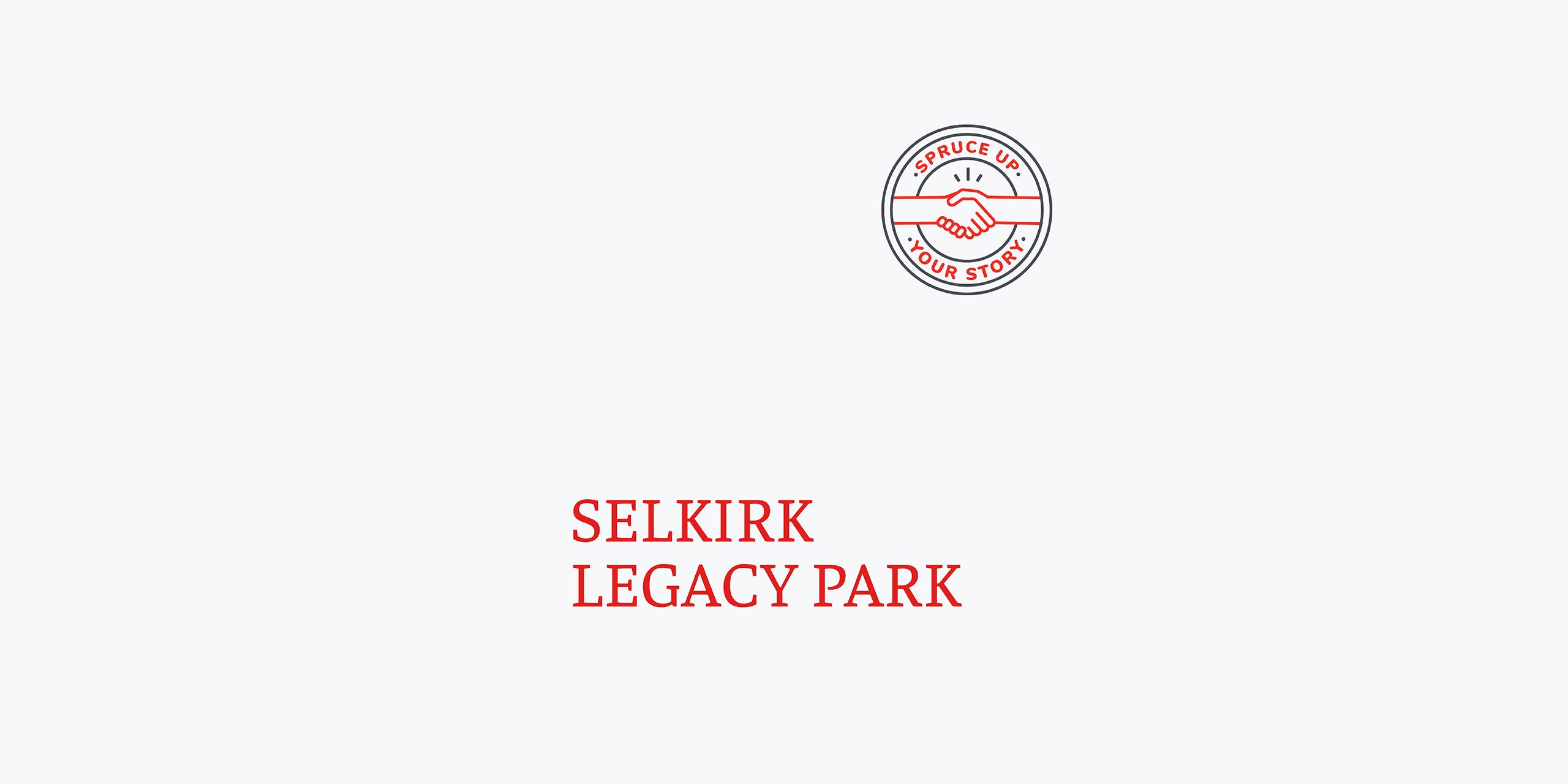 Selkirk Pocket Park: Legacy Park